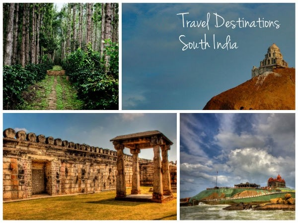 Travel Guide to Southern India