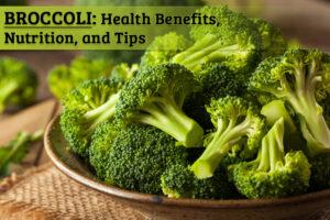 Broccoli, Benefits of Broccoli, Health Benefits of Broccoli, Genmedicare