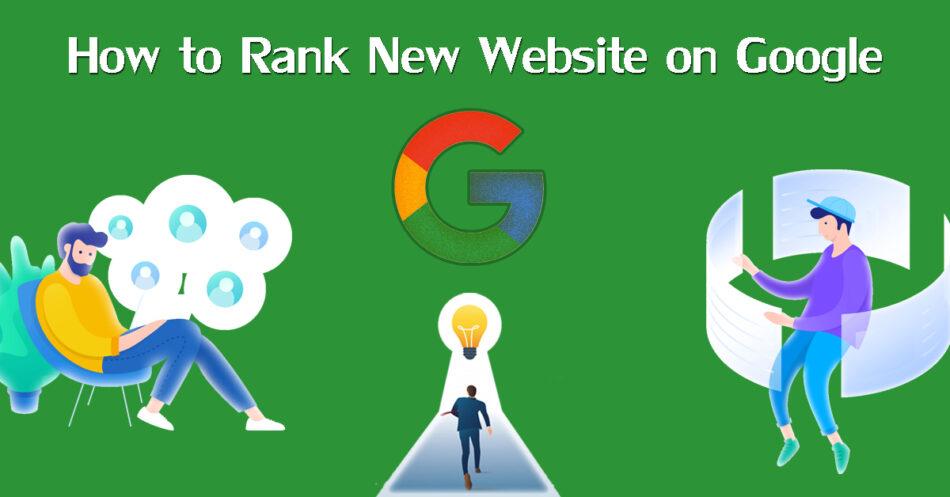 rank and update website